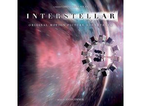 interstellar soundtrack 2 lp vinyl hans zimmer