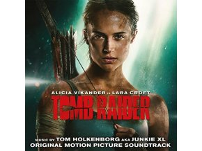 tomb raider soundtrack 2 lp vinyl junkie xl