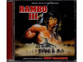 rambo 3 soundtrack cd jerry goldsmith