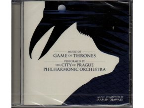 music of game of thrones cd ramin djawadi