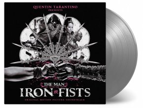the man with the iron fists soundtrack 2 lp vinyl