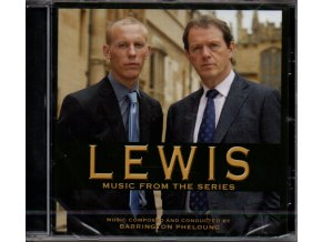 lewis soundtrack cd barrington pheloung