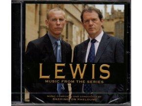 lewis soundtrack cd barrington pheloung