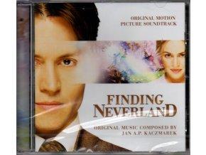 finding neverland soundtrack cd jan a.p. kaczmarek