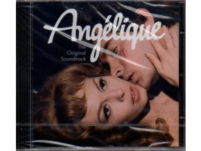 angélique soundtrack cd michel magne
