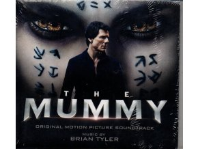 the mummy soundtrack cd brian tyler