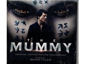 the mummy soundtrack cd brian tyler