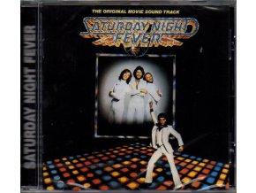 saturday night fever soundtrack cd