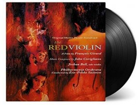 red violin soundtrack 2 lp vinyl joshua bell