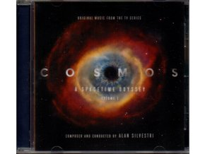 cosmos a spacetime odyssey volume 1 soundtrack cd alan silvestri