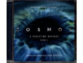 cosmos a spacetime odyssey volume 2 soundtrack cd alan silvestri