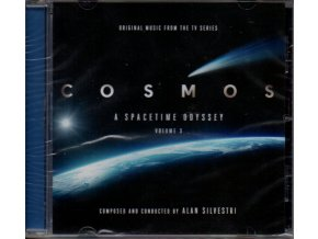 cosmos a spacetime odyssey volume 3 soundtrack cd alan silvestri