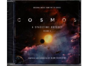 cosmos a spacetime odyssey volume 4 soundtrack cd alan silvestri