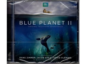blue planet II soundtrack cd hans zimmer