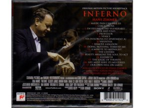 inferno soundtrack hans zimmer