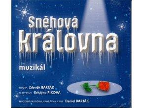 sněhová královna muzikál cd zdeněk barták