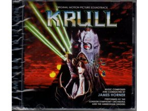 krull soundtrack james horner