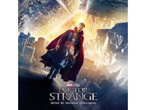 doctor strange soundtrack michael giacchino