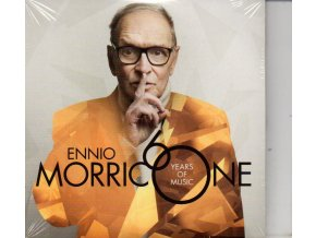 ennio morricone 60 years of music cd + dvd