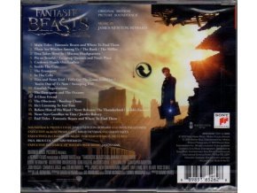 fantastic beasts and where to find them soundtrack james newton howard