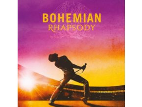 Bohemian Rhapsody (soundtrack - 2 LP / Vinyl)