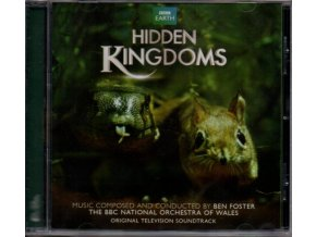 hidden kingdoms soundtrack ben foster