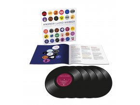 andrew lloyd webber unmasked platinum collection 5 lp vinyl
