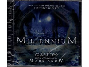 millennium soundtrack volume two mark snow