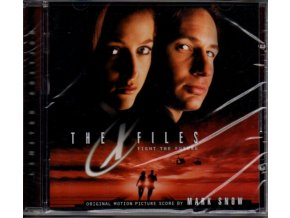x files fight the future score mark snow