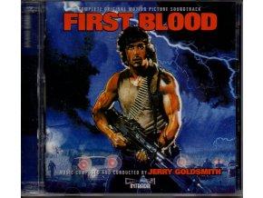 first blood soundtrack jerry goldsmith