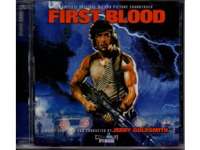 first blood soundtrack 2 cd jerry goldsmith