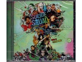 suicide squad score cd steven price