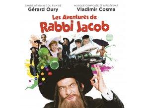 les aventures de rabbi jacob soundtrack lp vinyl vladimir cosma