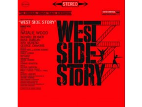 west side story soundtrack 2 lp vinyl