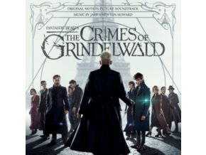 Fantastic Beasts: The Crimes Of Grindelwald (Original Motion Picture Soundtrack) (Music CD)