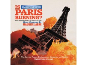Maurice Jarre - Is Paris Burning? [Original Soundtrack Recording] (Original Soundtrack/Film Score) (Music CD)