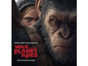 War For The Planet Of The Apes (Original Motion Picture Soundtrack) (Music CD