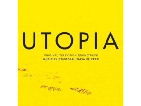 Cristobal Tapia de Veer - Utopia - Original TV Soundtrack (Music CD)