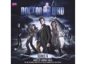 Murray Gold - Doctor Who: Series 6 (2 CD Set) (Music CD)