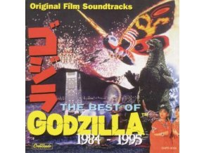Soundtrack - BEST OF GODZILLA VOL 2