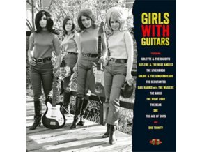 VARIOUS ARTISTS - Girls With Guitars (LP)