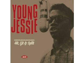 YOUNG JESSIE - Hit. Git & Split (LP)