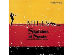 MILES DAVIS - Sketches Of Spain (LP)