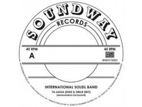 "INTERNATIONAL SOLEIL BAND - Ta Lassa (12"" Vinyl)"