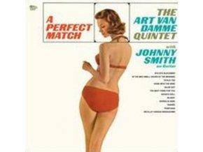 ART VAN DAMME - A Perfect Match (LP)