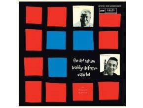 ART TATUM - Art Tatum - Buddy De Franco Quartet (LP)