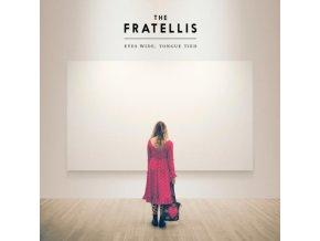 FRATELLIS - Eyes Wide / Tongue Tied (LP)