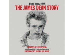 CHET BAKER & BUD SHANK - The James Dean Story - Original Soundtrack (LP)