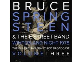 BRUCE SPRINGSTEEN - Winterland Night - Vol 3 (LP)