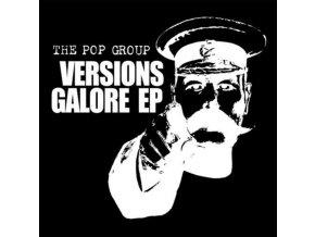 "POP GROUP - Versions Galore (12"" Vinyl)"